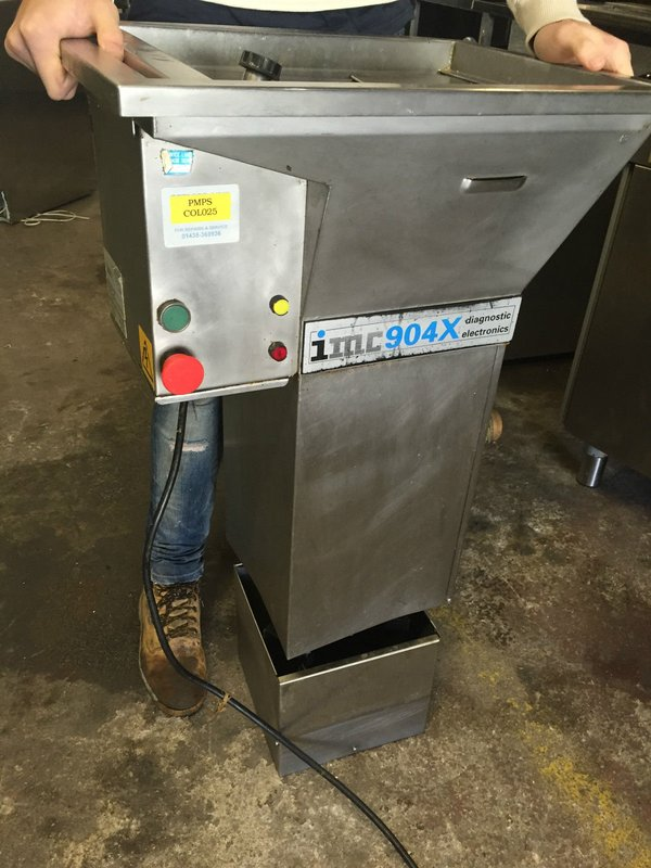 IMC 904X Freestanding Waste Disposal