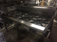 Garland 10 Ring Commercial Gas Cooker- West Sussex
