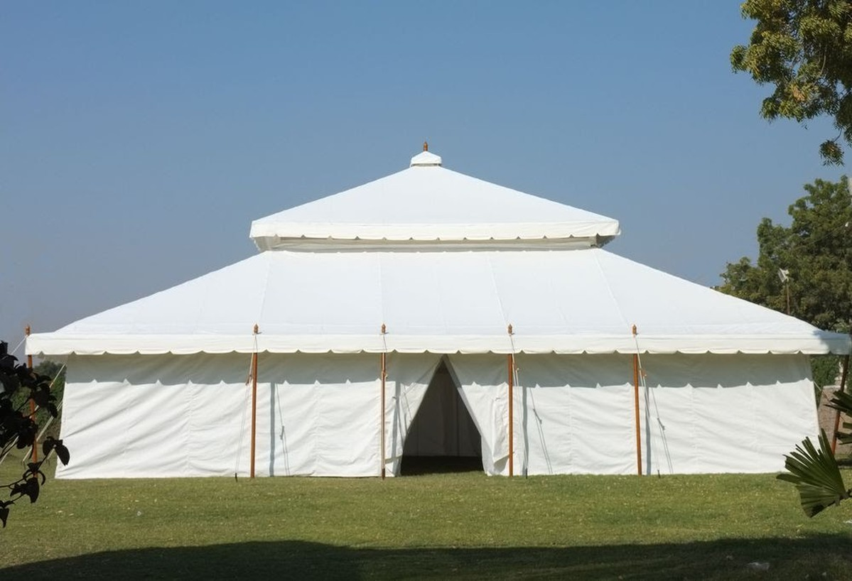 13m x 13m Mughal Tent Mughal Tent 13m x 13m ... & Curlew - SecondHand Marquees | Unusual Marquees | Mughal Tent