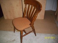 50 x FarmYard Slat Chair