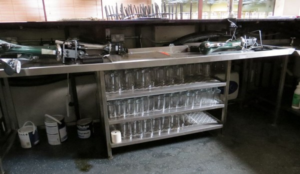 Secondhand Pub Equipment Bar Equipment Lh Rh