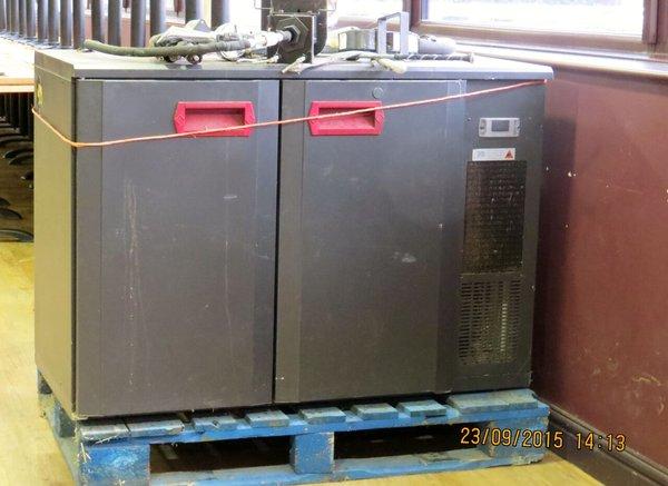 Gamko Keg Cooler 2 Door unit T.FK25/2