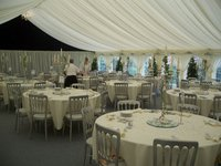 Complete 12Mx 14M Aluminium Multispan Framed Marquee with Lining