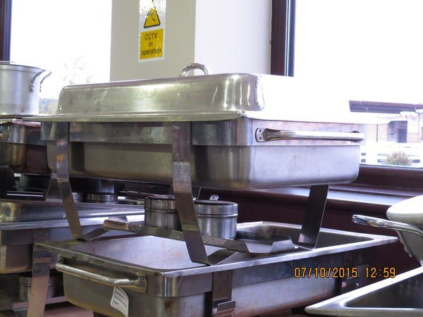 Stainless Steel Chafing Sets