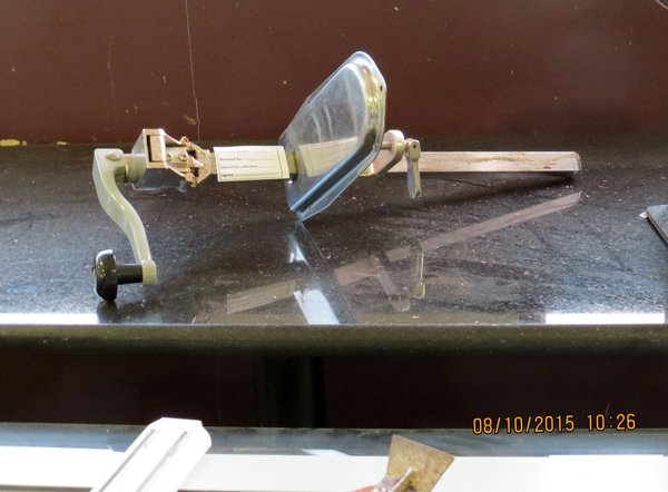 Bench Mounted Can Opener For Sale