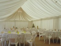 Tubular Marquees by Marshall Marquees