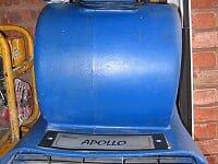Ebac Apollo Turbo Carpet/Floor Dryer