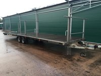 30ft flat bed trailer for sale