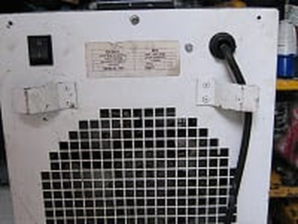 Broughton FF3 Industrial Fan heater North Wales