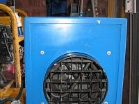 Andrews Sykes DE25 Portable Electric Heater
