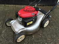20' Honda Rotary Lawnmower