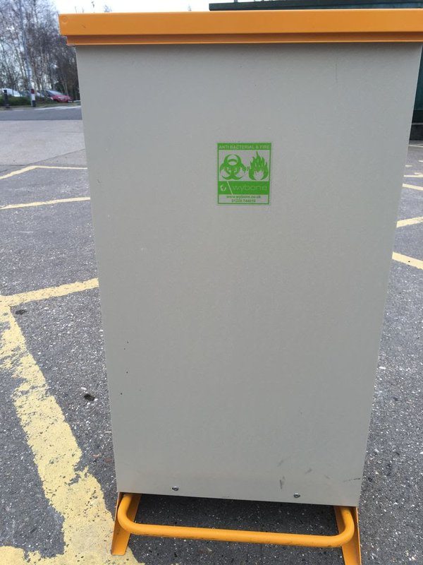 Waste Pedal Bins