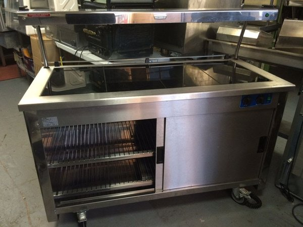 Moffat VCHT4 Versicarte Plus Hot Top Servery / Carvery