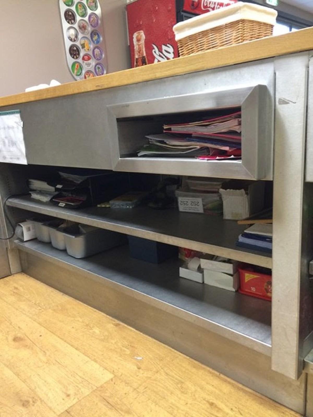 Secondhand Shop Equipment Reception Desks And Shop