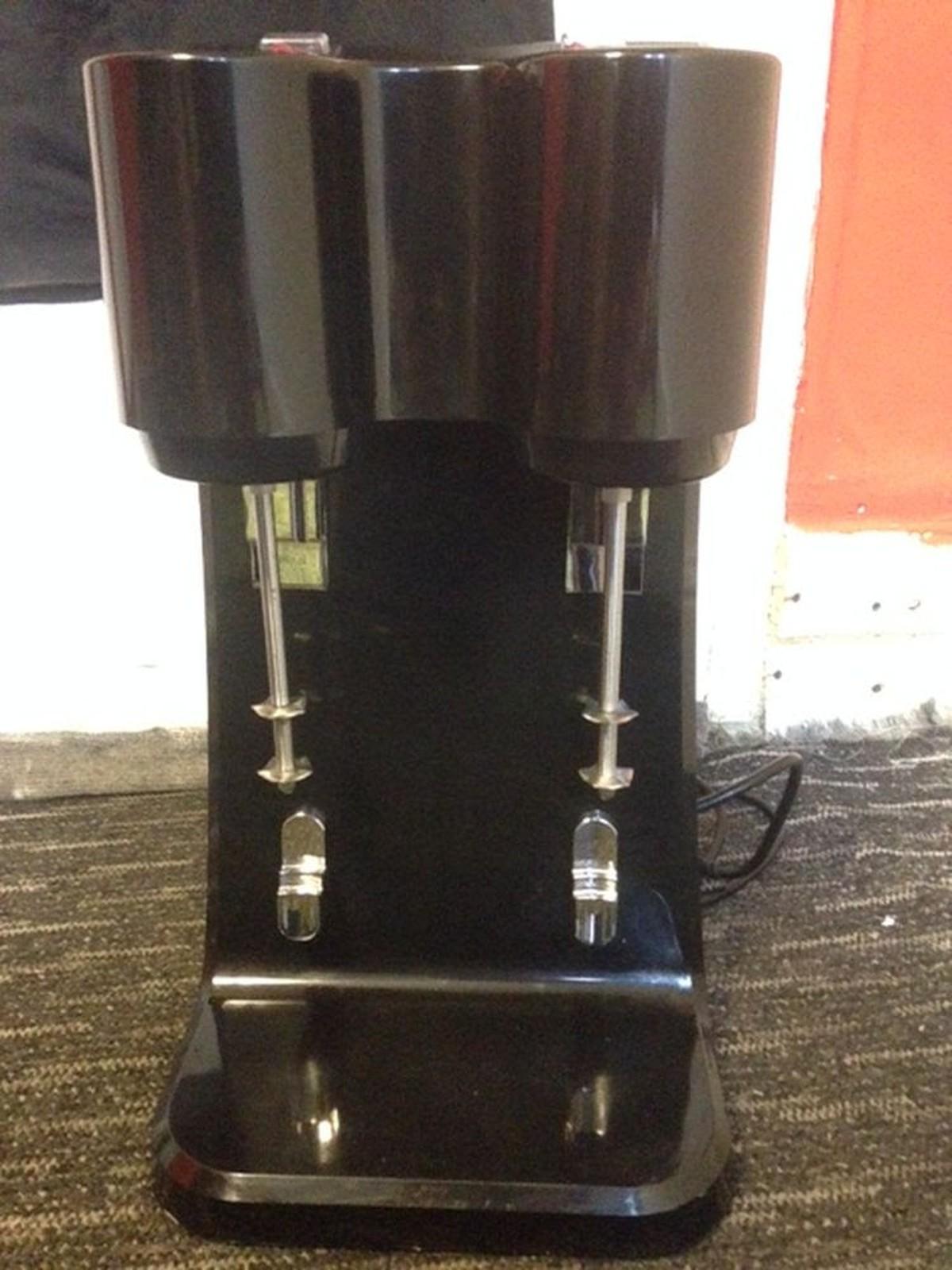 used milkshake machine