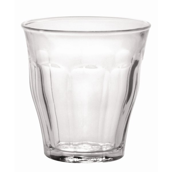 Clear Picardie Glasses
