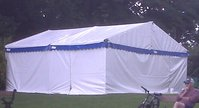 6m X 6m (20` X 20`) Frame Marquee For Sale