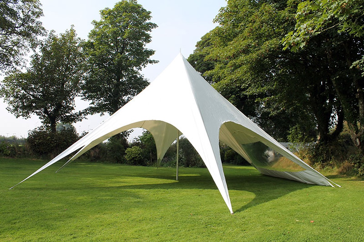 ... Brand New Star-Canopies By Crown Canopies ... & Curlew - SecondHand Marquees   Capri Espree or Trapeze Marquees ...