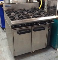 Blue Seal Gas Oven
