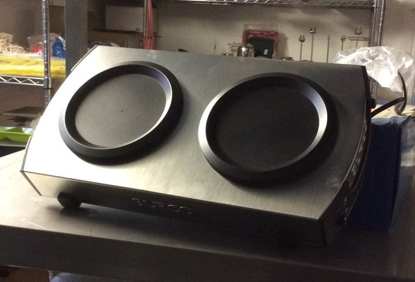 Burco new double coffee pot warmer