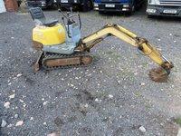 Komatsu PC021A Diesel Micro Excavator