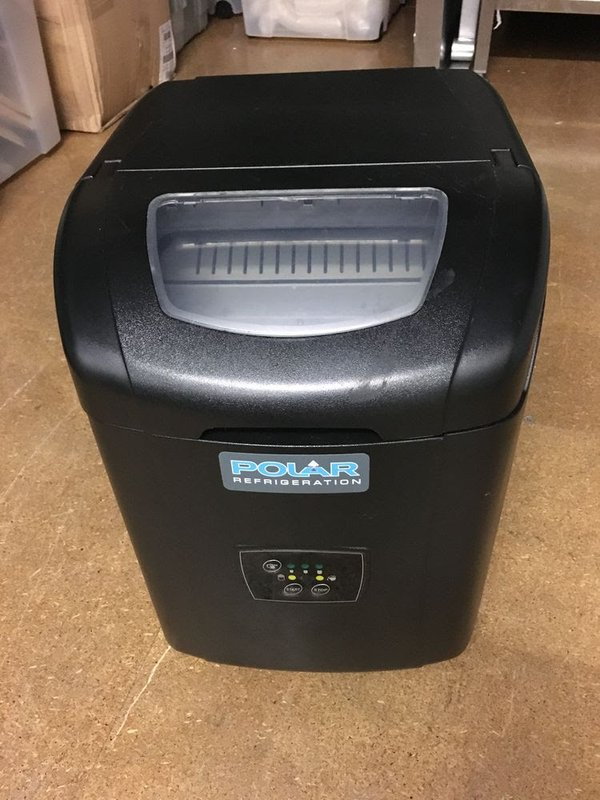 Polar Counter Top Ice Machine 10kg Output