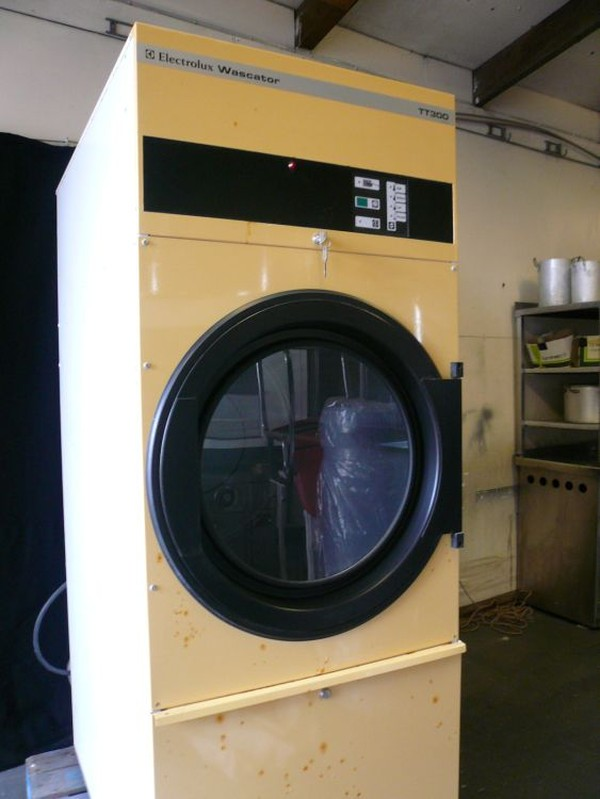 Buy used Electrolux Wascator TT300 Commercial Gas Tumble Dryer