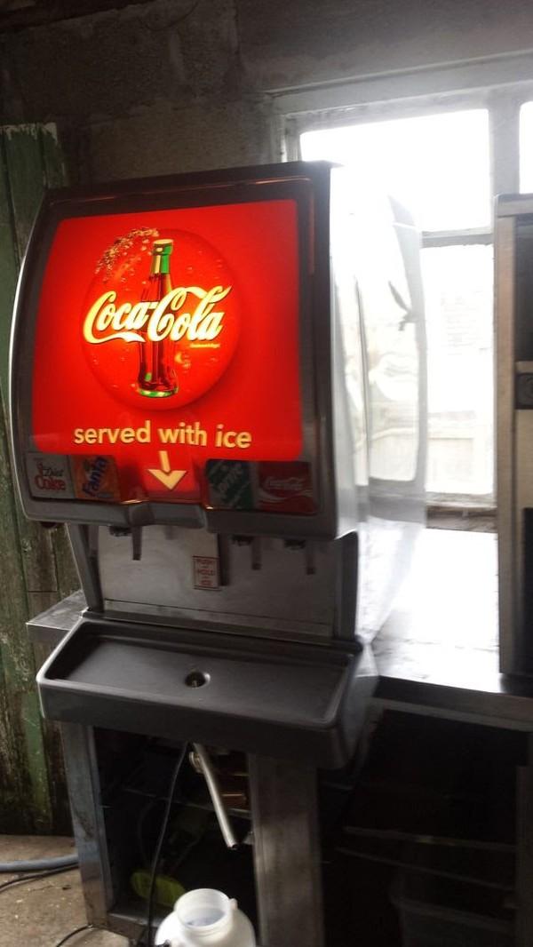 Drinks Dispenser with Ice Maker, Triton ICT300