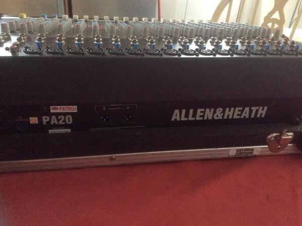 Allen&Heath Mixing desk