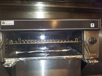 Commercial Kitchen Salamander Grill Gas for sale