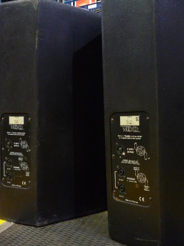 NEXO Speakers