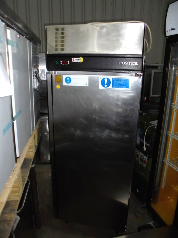 Fosters Stainless Steel Upright Fridge (3535)