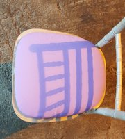 Lilac Seat Pad Covers