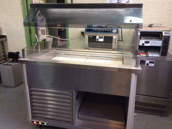 Salad Bar / Refrigerated display