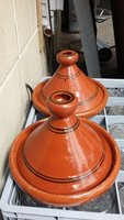 20 x Moroccan Cooking Tagine Pots