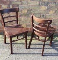 Beech Barley chairs