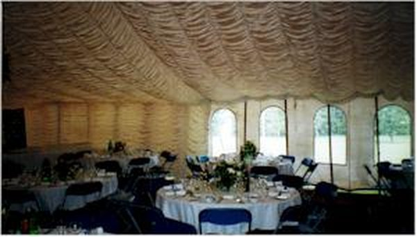 Traditional Marquee Linings