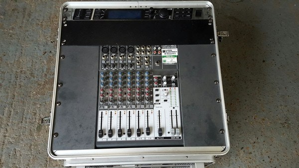 Behringer Amp and 6 Speakers