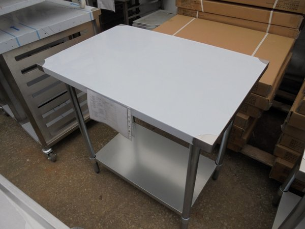 New Stainless Steel Table (3598)