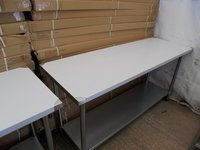 New Stainless Steel Table (3601)