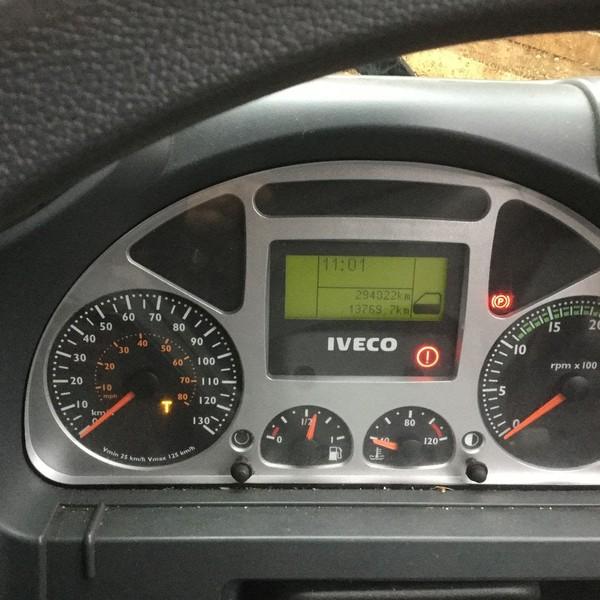 Iveco Eurocargo 75E17 Year 2006