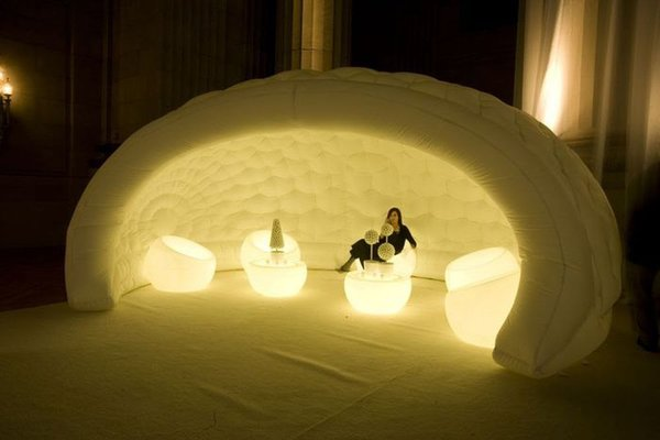 Inflatable Structure Dome LUNA