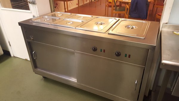 Parry Wet Well Bain Marie