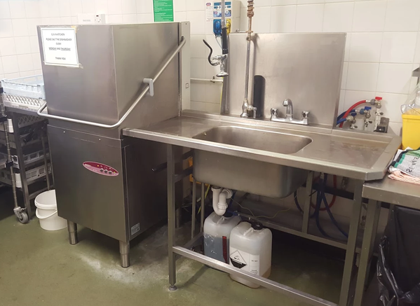 Table Top Dishwasher York : Secondhand Trailers Buckles Catering Equipment - York