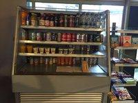 Used Norpe Drinks Display SE1