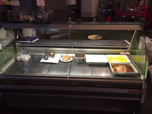 Secondhand Catering Equipment Refrigerated Display Counters
