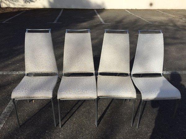 Beautiful Italian Garden Chairs