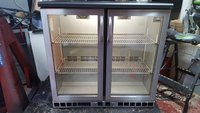 5x Gamko Double Door Bar Fridges