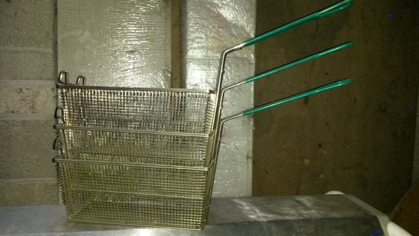 New Pitco Style Fryer Baskets
