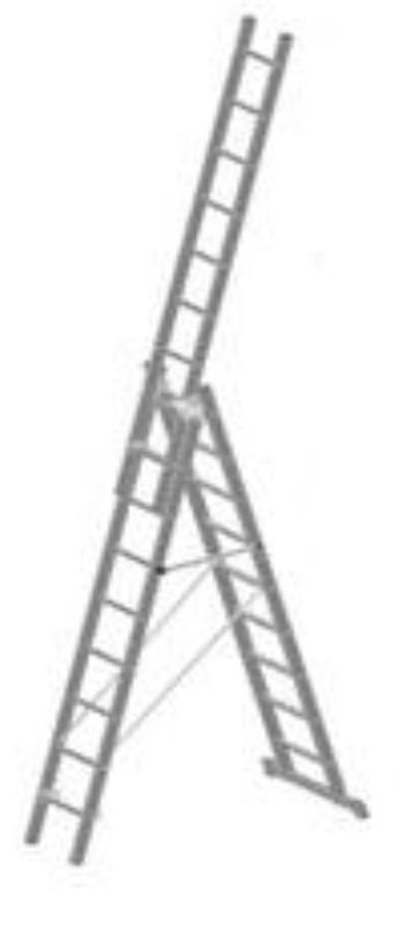 Zarges SkyMasters ladders